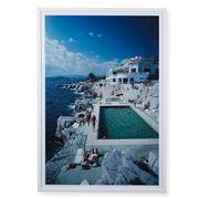 Peter's Slim Aarons Print - Hotel Du Cap Eden-Roc 68x99cm