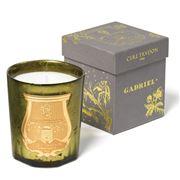 Cire Trudon - Gabriel Scented Candle Khaki Glass Jar 270g