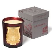 Cire Trudon - Nazareth Metallic Red Jar Candle 270g