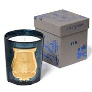 Cire Trudon - Fir Scented Candle With Blue Glass Jar  270g