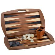 Italfama - Backgammon Set Briarwood