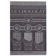 Garnier-Thiebaut - Tea Towel Chocolat Cassis 58x40cm