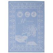 Garnier-Thiebaut - Hydrangea Tea towel 57x42cm