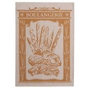 Garnier-Thiebaut - Tea Towel Boulangerie Oak 58x40cm