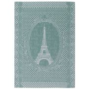 Garnier-Thiebaut - Jonquille Mini Eiffel tea towel 57x42cm