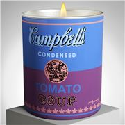 Ligne Blanche - Andy Warhol Scented Candle Campbell Purple