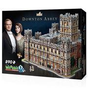 Games - Downton Abbey 3D Puzzle 890Pce