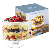 Wilkie Brothers - Glass Trifle Bowl 3L