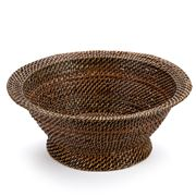 Calaisio - Round Bowl With Built In Stand