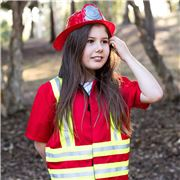 Kiddie Connect - Firefighter Costume 2pce