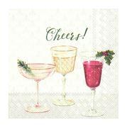 IHR - Cocktail Napkin Cheers! 20pce