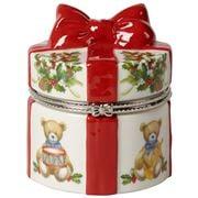 V&B - Christmas Toys Gift Box Round