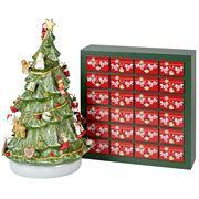 V&B - Christmas Toys Advent Calendar & Tree Set