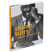 Book - Sharp Suits A Celebration Of Mens Tailoring