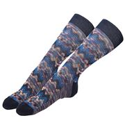 Missoni - Calza Corta Socks Mosaic Large