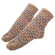 Missoni - Calza Corta Socks Scallops Medium