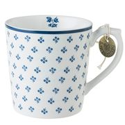 Laura Ashley - Blueprint Mug Petit Fleur 320ml