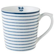 Laura Ashley - Blueprint Mug Candy Stripe 320ml