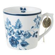 Laura Ashley - Blueprint Mini Mug China Rose 220ml