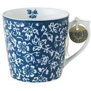 Laura Ashley - Blueprint Mini Mug Sweet Alyssum 220ml