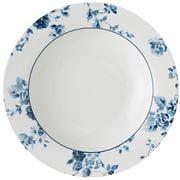 Laura Ashley - Blueprint Deep Plate China Rose 22cm