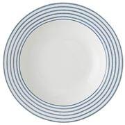 Laura Ashley - Blueprint Deep Plate Candy Stripe 22cm