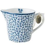Laura Ashley - Blueprint Milk Jug Floris 250ml