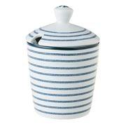 Laura Ashley - Candy Stripe Sugar Bowl