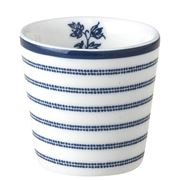 Laura Ashley - Blueprint Egg Cup Candy Stripe