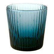 Laura Ashley - Glass Tumbler Blue 350ml