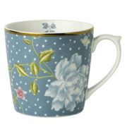 Laura Ashley - Heritage Mini Mug Seaspray 220ml