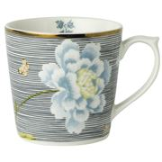 Laura Ashley - Heritage Mini Mug Midnight Pinstripe 220ml