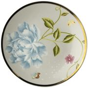 Laura Ashley - Heritage Petit Four Plate Cobblestone 12cm