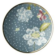 Laura Ashley - Heritage Petit Four Plate Seaspray 12cm