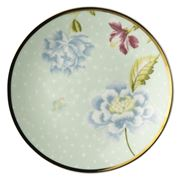Laura Ashley - Heritage Petit Four Plate Mint 12cm