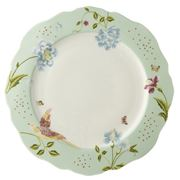 Laura Ashley - Heritage Irregular Plate Mint 24cm