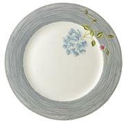Laura Ashley -  Midnight Pinstripe Plate 26cm