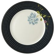 Laura Ashley - Heritage Plate Midnight Candy 30cm