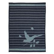 Laura Ashley - Midnight Bird Tea Towel