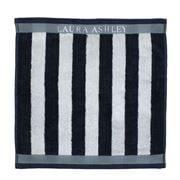 Laura Ashley - Heritage Terry Tea Towel Vert Midnight Stripe