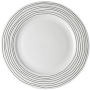 Dutch Rose - Black Lines Plate 26cm