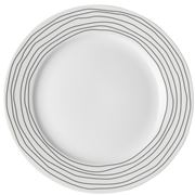 Dutch Rose - Black Lines Plate  21cm
