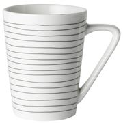 Dutch Rose -  Black Lines Mug 310ml