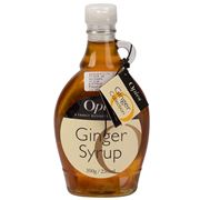 Opies - Opies Bottle Of Ginger Syrup 236ml