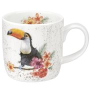 Royal Worcester - Wrendale Toucan Of My Affection Mug