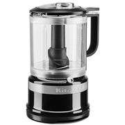 KitchenAid - 5 Cup Food Chopper KFC0516 Onyx Black