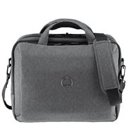Delsey - Mouvement Laptop Satchel Pepper Grey