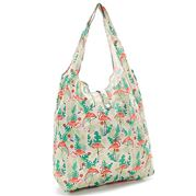 Eco-Chic - Foldaway Shopper Flamingo Beige