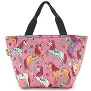 Eco-Chic - Insulated Lunch Bag Unicorn Pink