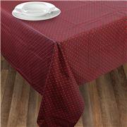 L'Ensoleillade - Imprime Eventail Coated T/Cloth 155x155cm